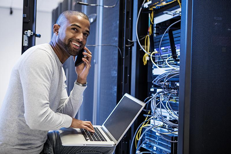 server room technician